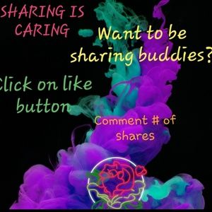 ♥️NEW LISTING-SHARE FOR SHARE